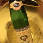 Pinot Gris from Famille Hugel 1983
