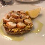 Leckere Tapas mit Hummer im Gresca Restaurant