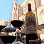 Rioja Castillo Ygay von Marques de Murrieta an der Santa Maria Kirche