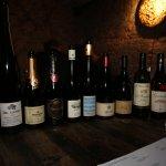 Alle Weine beim BJR & Friends im Eiskeller mit Sparkling, Riesling, Weissburgunder, Rioja und Italien Cabernet Sauvignon