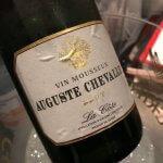 Brut Schaumwein von der Cave de La Côte aus 100% Chardonnay
