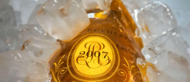 Louis Roederer Cristal 2007 Champagne Sparkling Wine Champagner