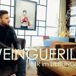 WEINGUERILLA: BJR Le Bouquet im LIEBLINGSPLATZ Magazin