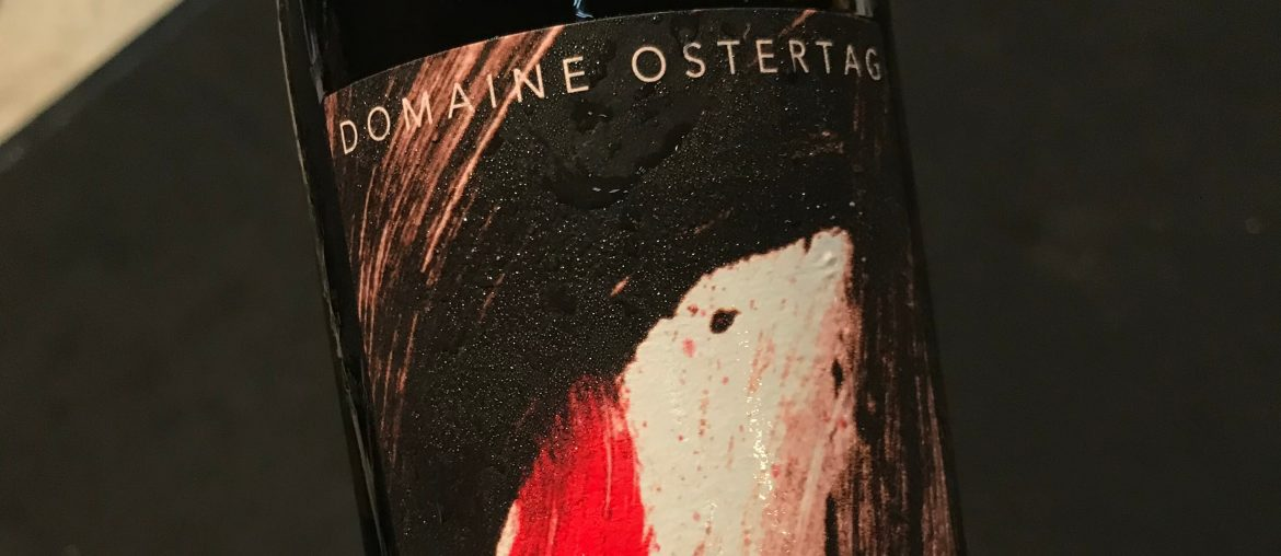 Domaine Ostertag von André Ostertag im Elsass Millesimes Alsace Münchberg Riesling