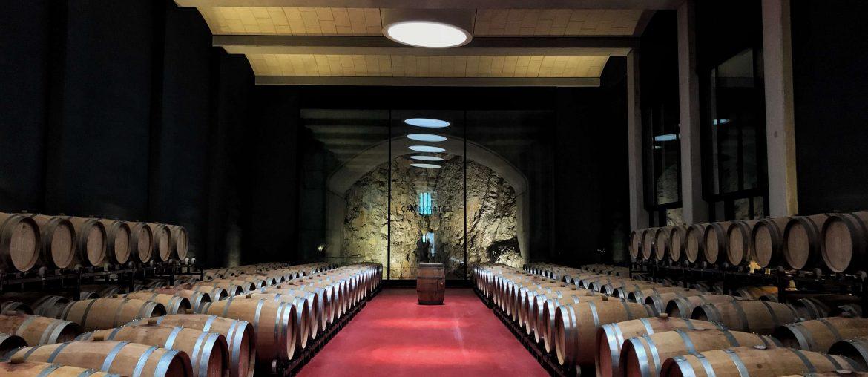 Can Axartell Schwarzkopf Henkel Wein Vino Mallorca Bodega Pollenca Tinto Blanco Barrel Barrique