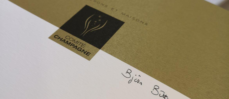 #MYCHAMPAGNE Champagne Influencer Tour Björn Bittner Comité Champagner