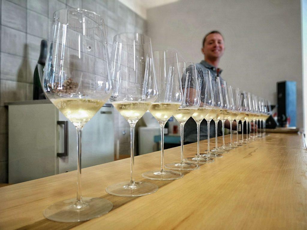 Moussé Fils Cuisles Champagne Cedric Meunier Pinot Zalto