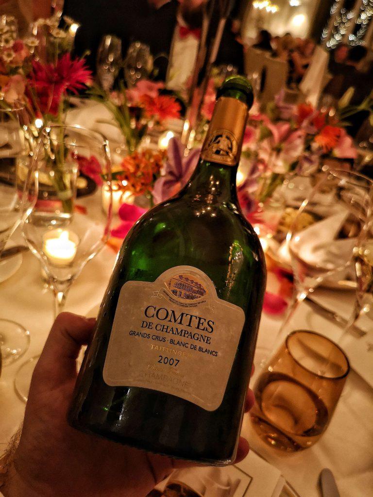 Champagner Preis Lebensfreude 2019 Louis C Jakob Hamburg Comite Champagne Taittinger Comtes Blanc de Blanc 2007 Vintage