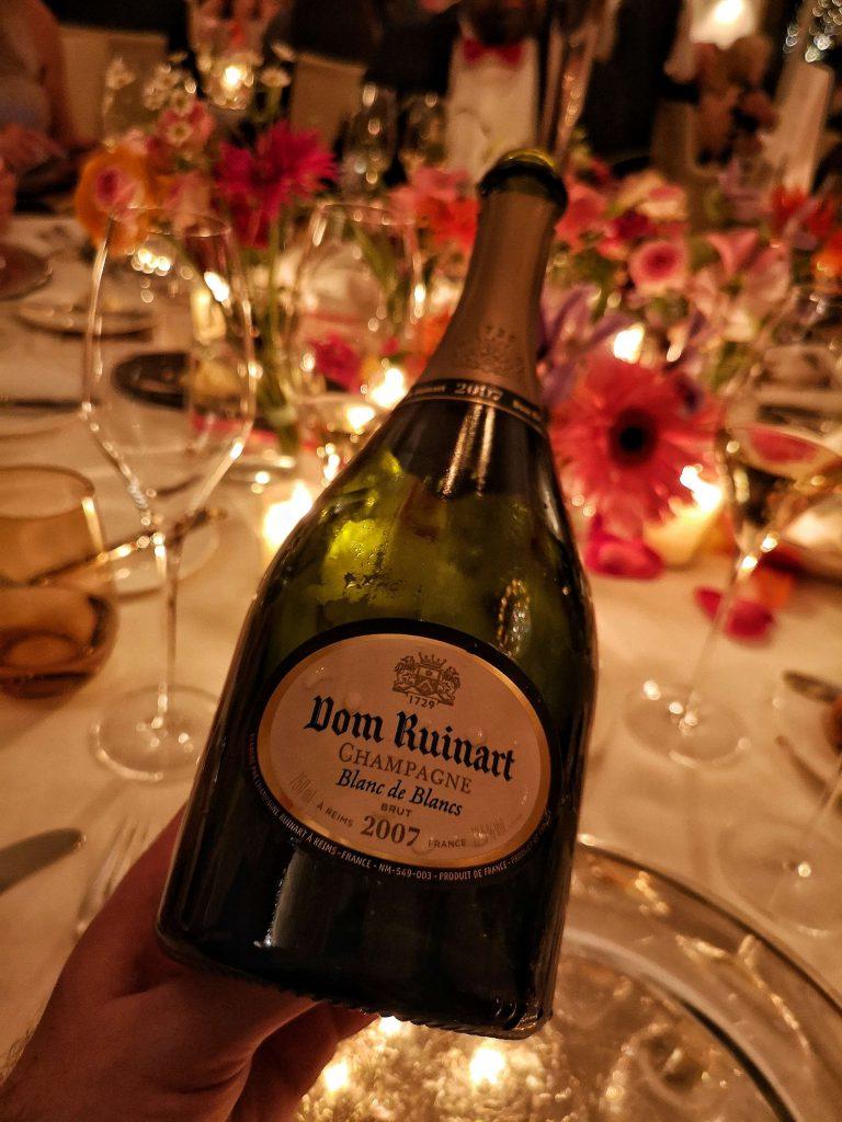 Champagner Preis Lebensfreude 2019 Louis C Jakob Hamburg Comite Champagne LVMH Moet Hennessy Ruinart Dom Vintage Blanc de Blanc 2007