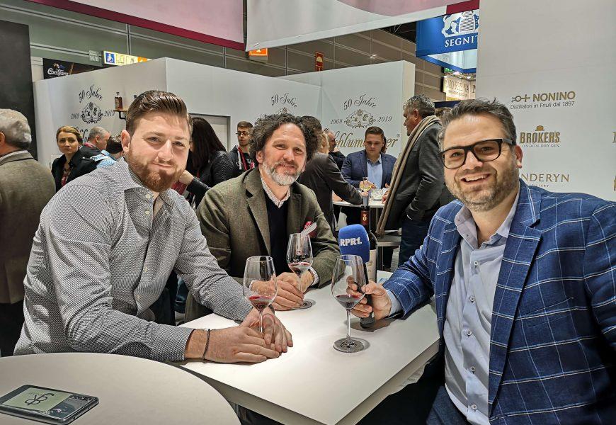 """Radio: ProWein-Spezial von """"Hör mal Wein"""" mit Kunze auf RPR1"""