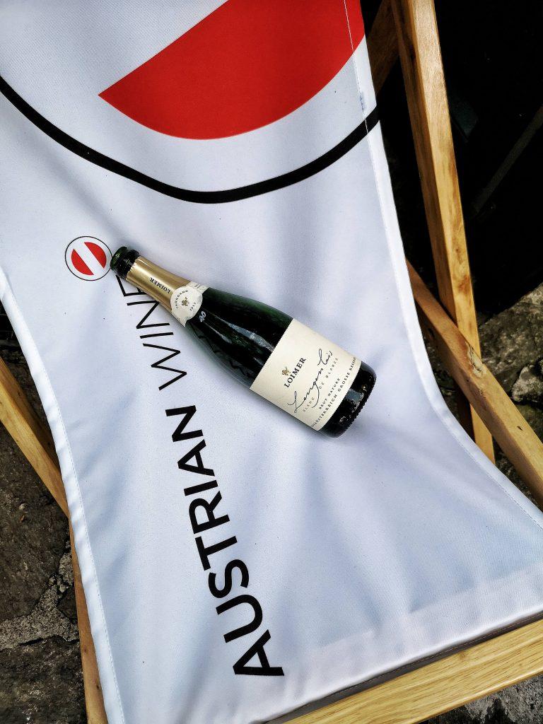 Austrian Wine Summit 2019 Weingipfel Österreich Sekt Blanc de Blancs Loimer