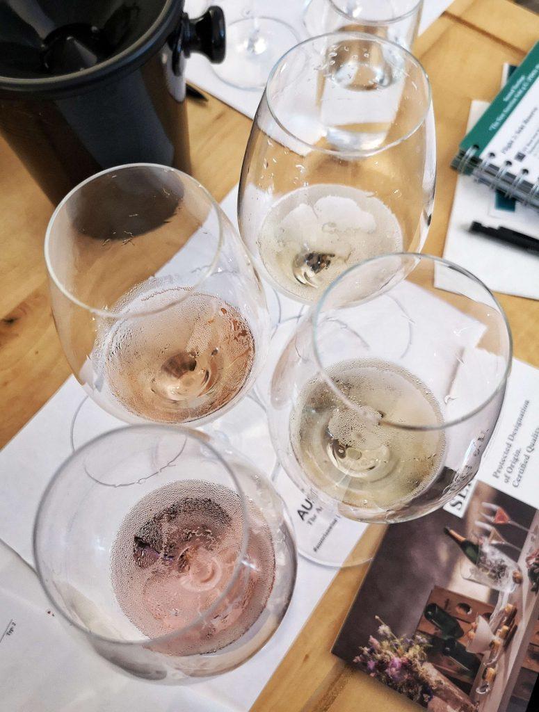 Austrian Wine Summit 2019 Weingipfel Österreich Sekt Sektpyramide