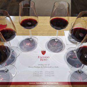 Escudo Rojo – Im Herzen von Chile