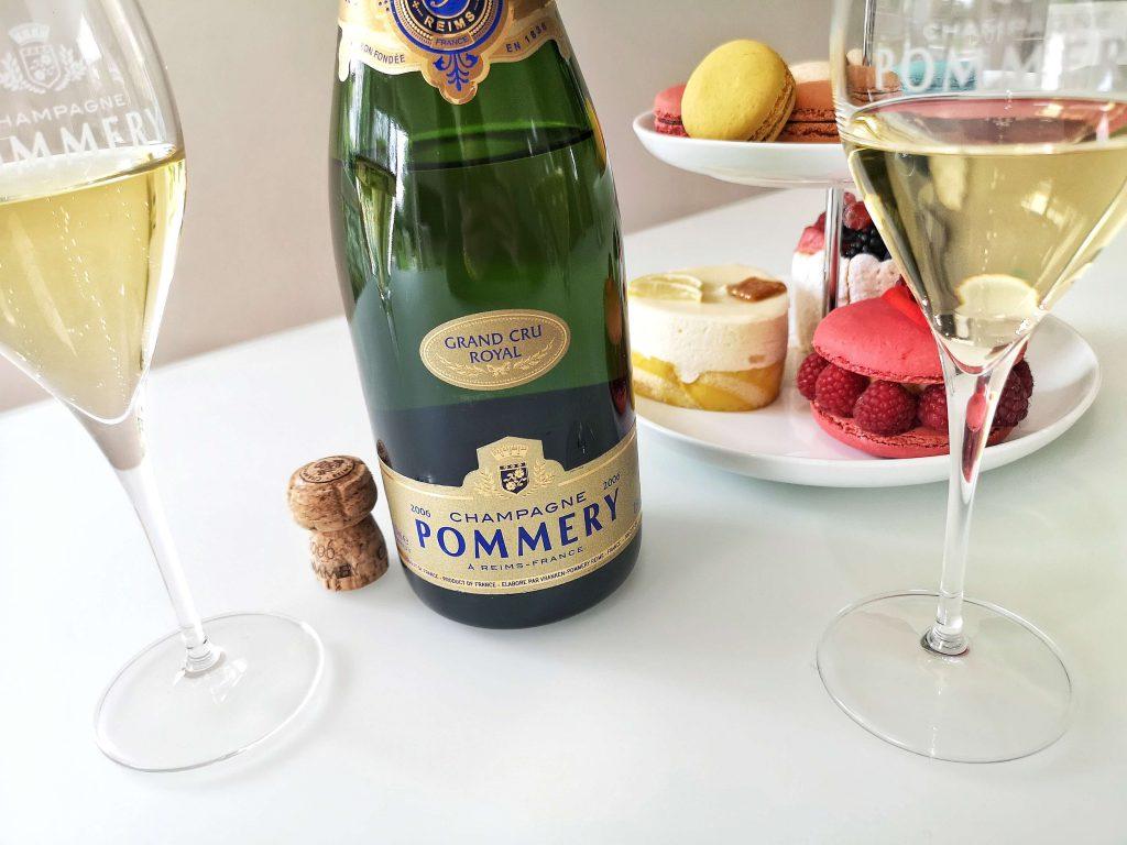 Pommery Champagne Grand Cru Royal Vintage 2006 Louise Reims Björn Bittner