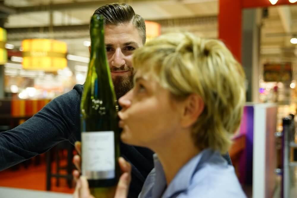 Elsass Roadshow Frankfurt Köln Björn Bittner BJR Le Bouquet Alsace Vins Moderation