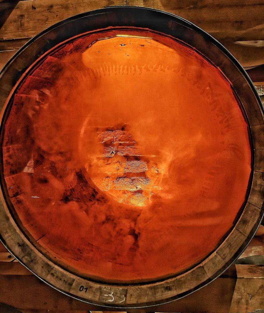 Castelfeder Batonnage Hefe Fass Holzfass Chardonnay