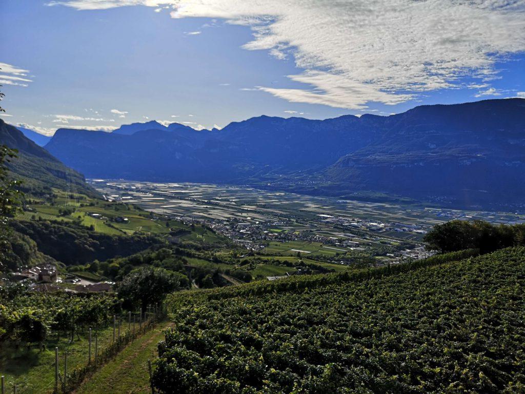 Castelfeder Südtirol Kurtinig Neumarkt Weinstraße