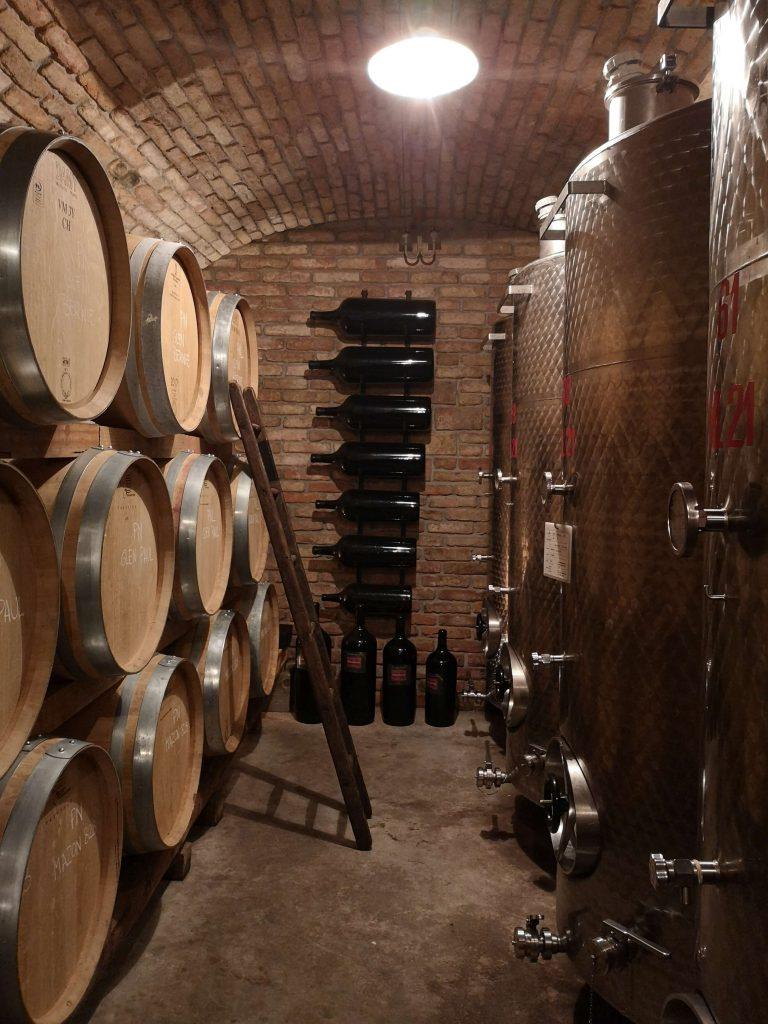 Castelfeder Cellar Weinkeller Keller Fass Fässer Fuder Barrique Tonneaux Pinot Noir Nero