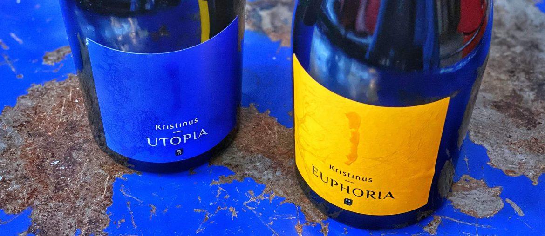 Kristinus Balaton Balatonboglar Wein Florian Zaruba Düsseldorf Euphoria Utopia Cuvee Chardonnay Sauvignon Blanc Cabernet Sauvignon Merlot Kekfrankos