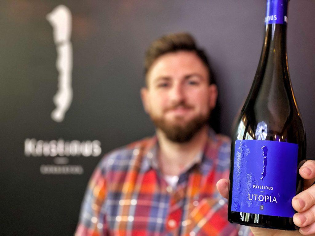 Kristinus Balaton Balatonboglar Wein Florian Zaruba Düsseldorf Björn Bittner BJR Le Bouquet Utopia Chardonnay Sauvignon Blanc Cuvee