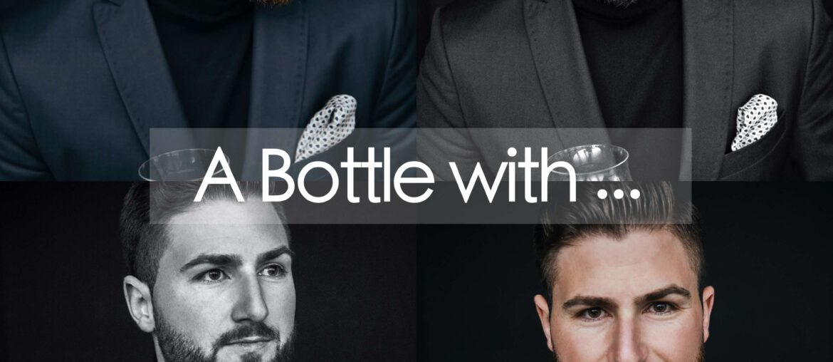 A Bottle with Podcast Björn Bittner BJR Le Bouquet Spotify Apple Podcasts