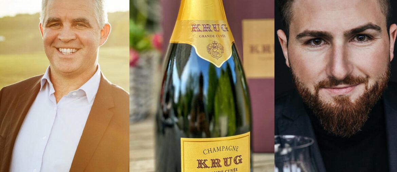 Podcast A Bottle with Olivier Krug Maison Champagne Champagner Björn Bittner Grande Cuvee Spotify