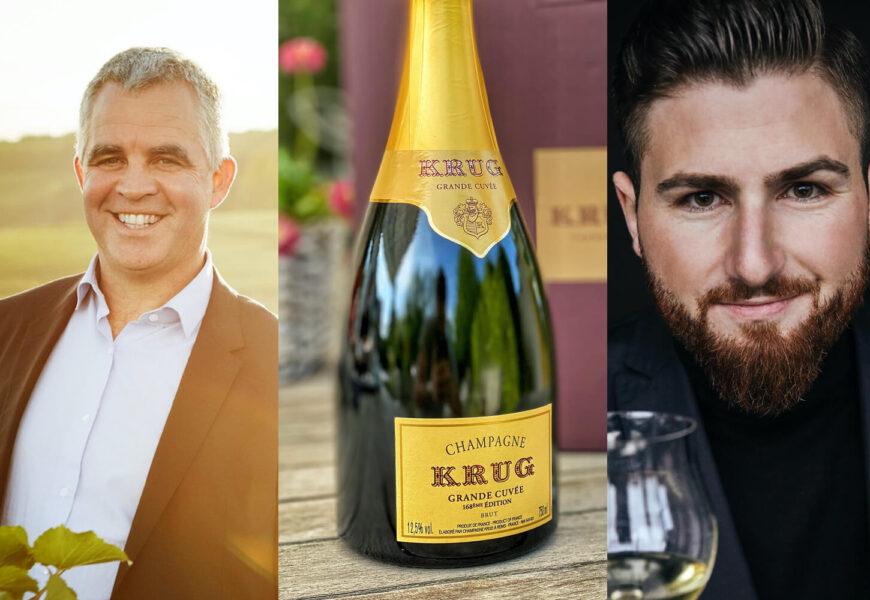 A Bottle with … #2 mit Olivier Krug