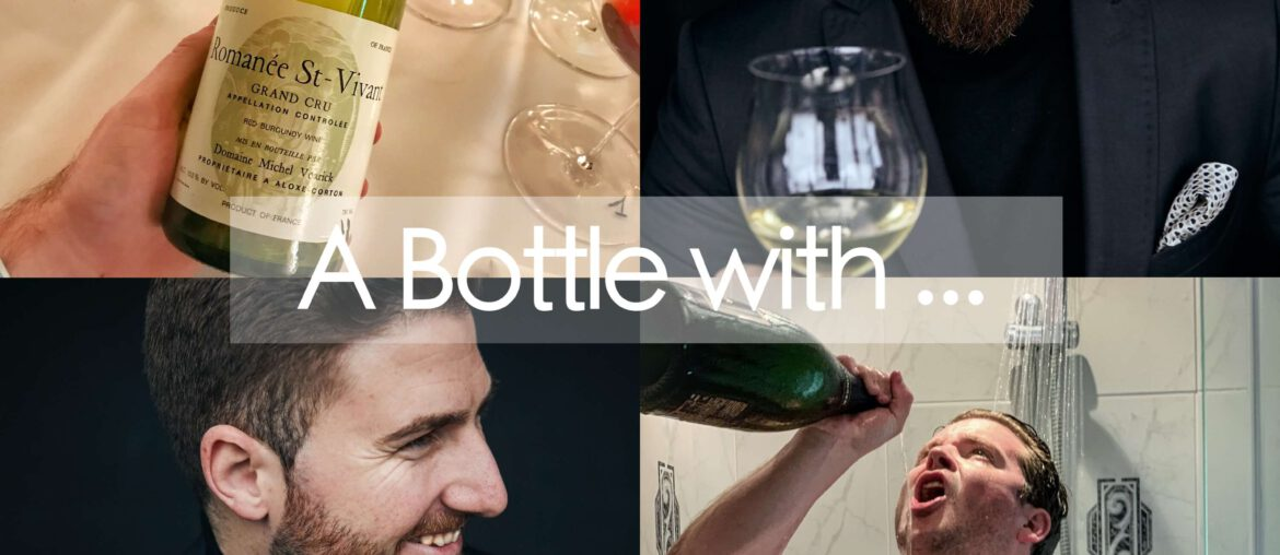 Podcast A Bottle with Björn Bittner BJR Le Bouquet Gareth Birchley Wine Buyer London Merchant