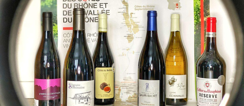Côtes du Rhône Überbick Region Cru Village Blanc Villages BJR Le Bouquet Björn Bittner Intro Einführung Einleitung