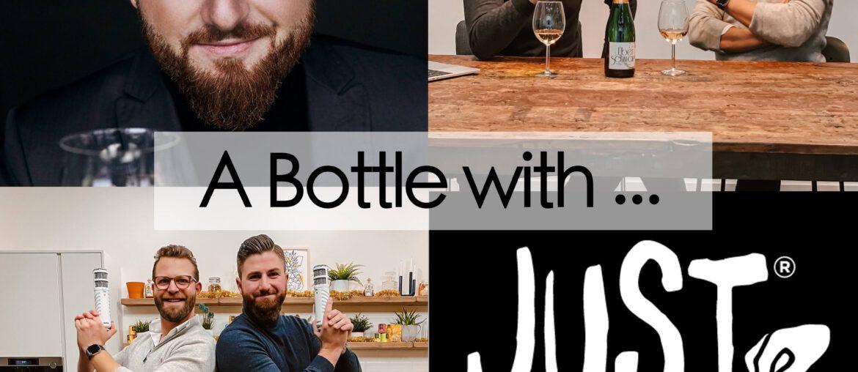 Podcast A Bottle With Björn Bittner BJR Le Bouquet Just Spices Florian Falk Bela Seebach Forbes