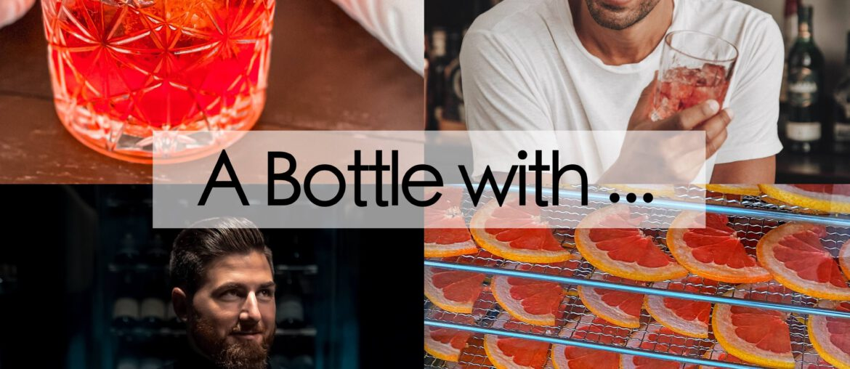 A Bottle With Podcast Nic Shanker Björn Bittner BJR Le Bouquet VOX First Dates Roland Trettl
