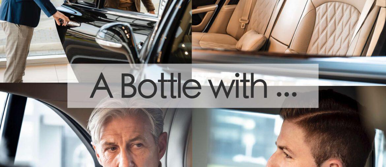 Guido Graf von Spee Bentley Düsseldorf CEO Björn Bittner Bjr Le Bouquet Mulsanne Bugatti
