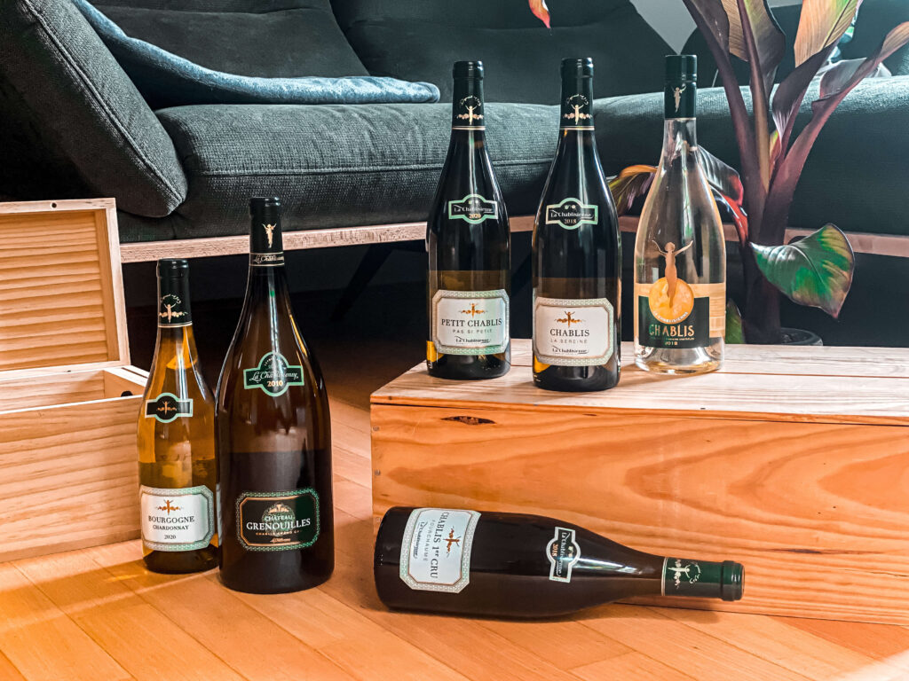 La Chablisienne Chablis Burgund Petit Grand Cru Premier Austern Bourgogne Blanc Oyster